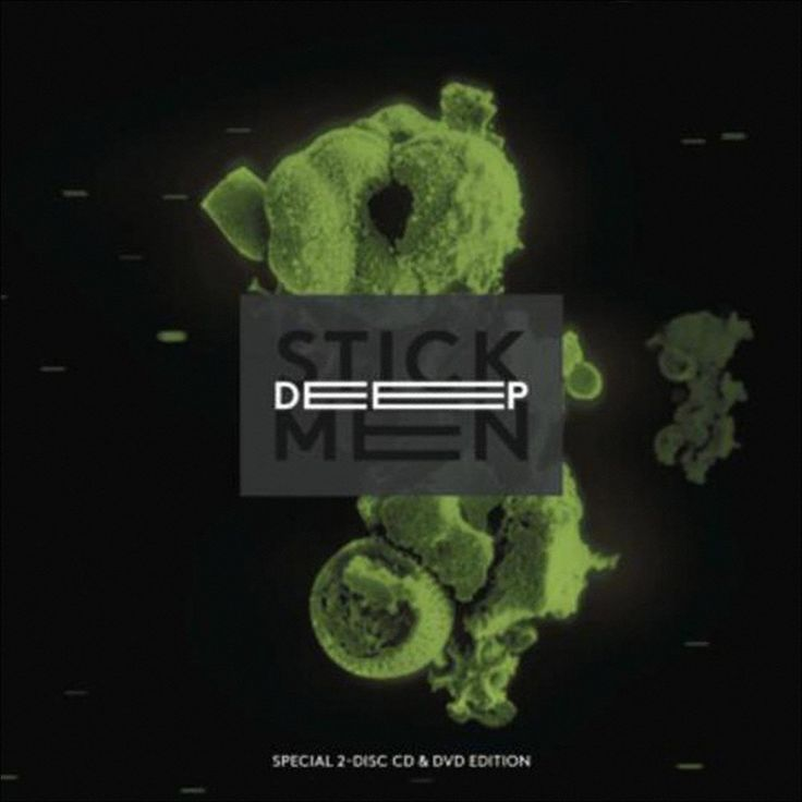 Stick Men - Deep (Special Edition) (CD)