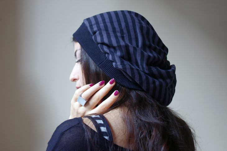 How to Sew your Diy Beanie Hat - styleBizarre
