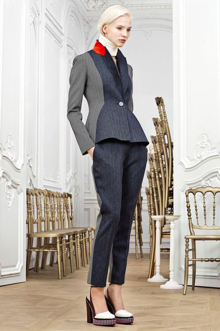 Christian Dior | Pre-Fall 2014 Collection | Style.com