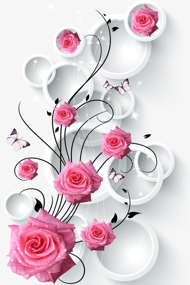 Phone Backgrounds Flowers Floral Wallpapers