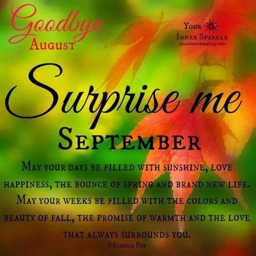 Surprise Me September