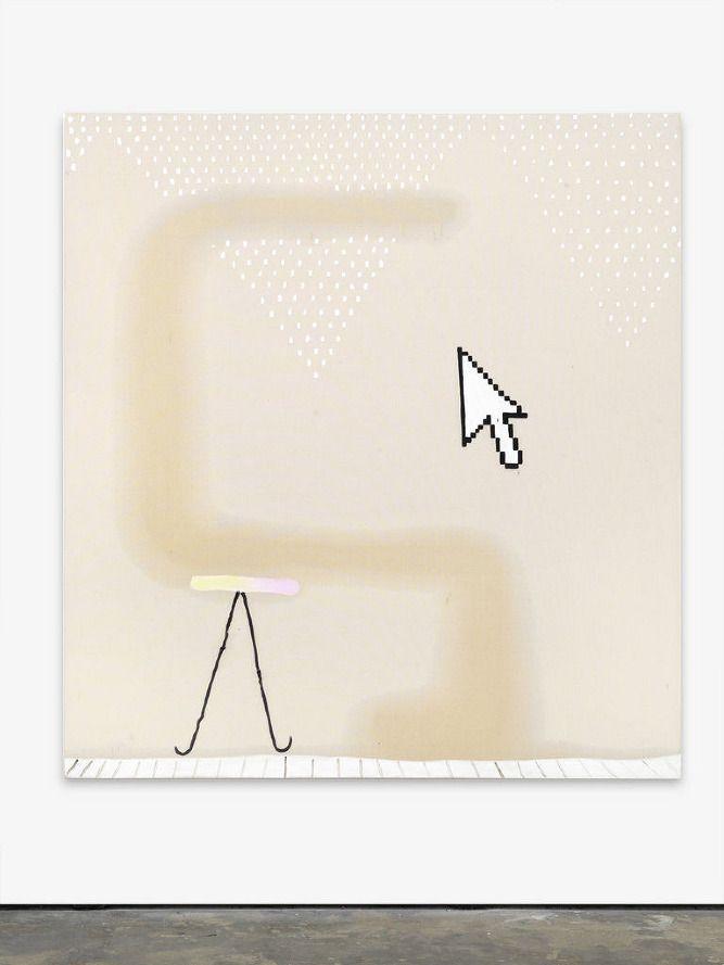 Florian Meisenberg, Untitled, 2012