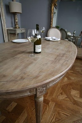 Perch New Orleans: Oval Dining Tables