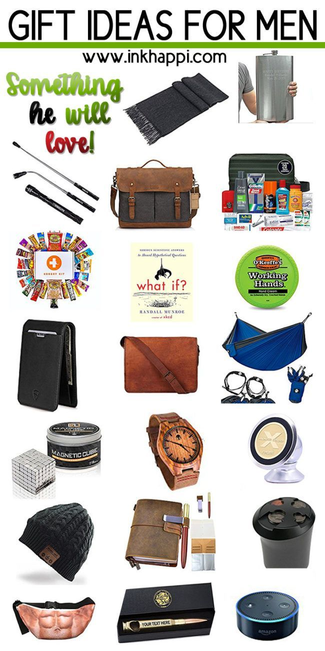 20 Amazing Ideas For Gifts For Men That Will Surely Help Lead You Towards That Perfect Hard To Find Gift Gift Gift Ideas For Men Mens Gifts Gifts For Husband