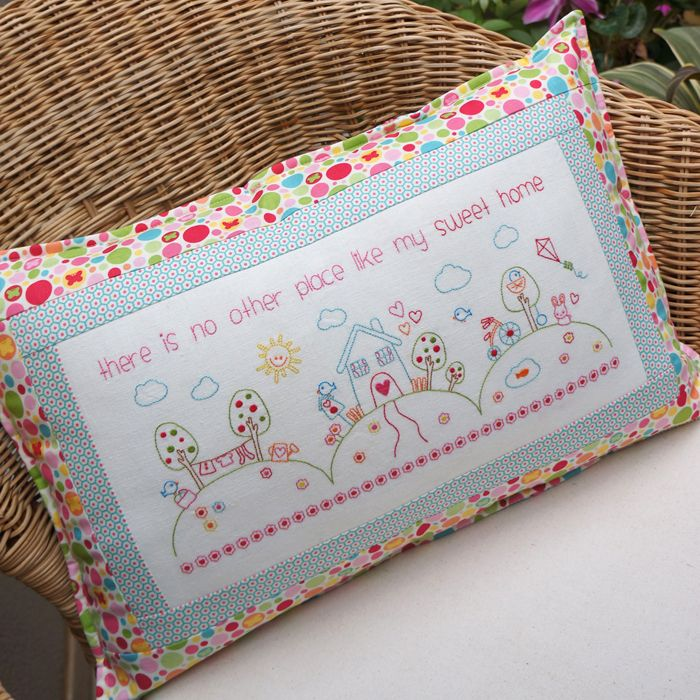 Tea Towels Pillow Talk: 311 Best Images About Embroidery/Stitchery On Pinterest