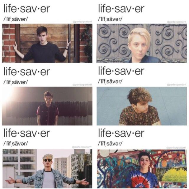 Repin if you see your life saver