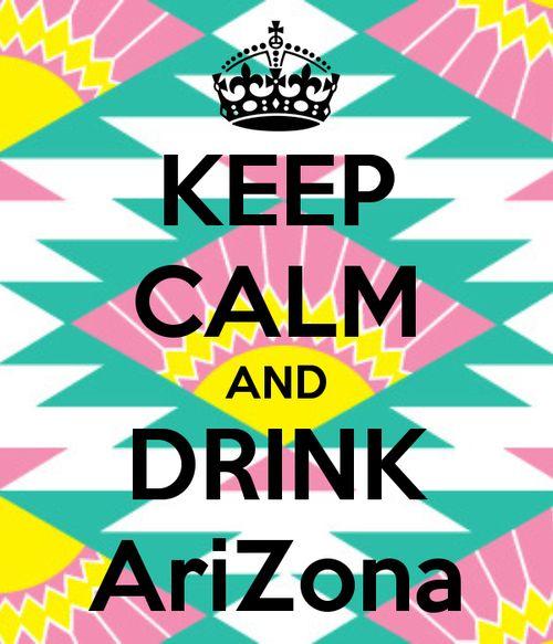 Arizona Iced Tea<3