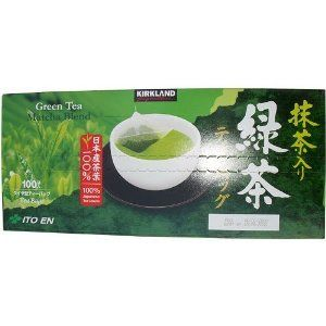 Kirkland Ito En Matcha Blend Japanese Green Tea-100 ct