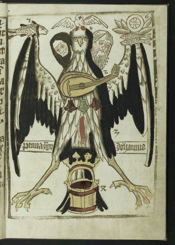 Page 9 of Ars memorandi per figuras Evangelistarum.