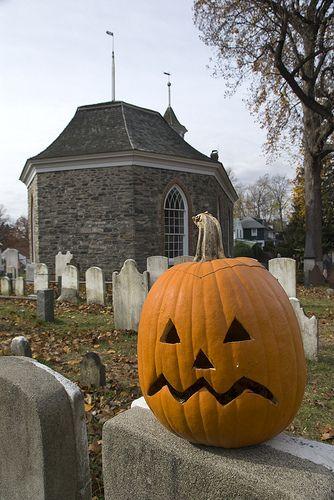 The Old Dutch Church, Sleepy Hollow, New York