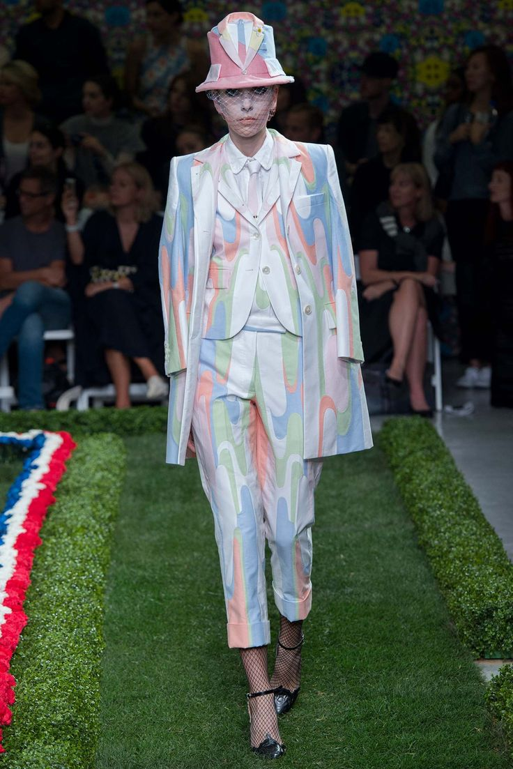 Thom Browne Spring 2015 Ready-to-Wear - Collection - Gallery - Style.com