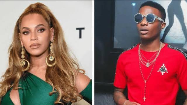Beyonce 038 Wizkid 8217 S Brown Skin Girl Wins 2019 Soul Train Award Beyonce Soul Train Awards Brown Skin