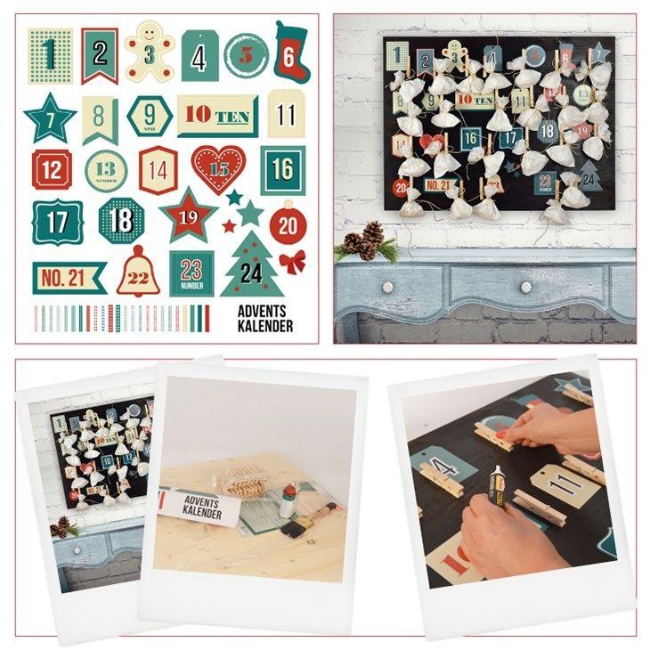 23 best adventskalender creatisto images on pinterest joy advent calendar and advent calendars. Black Bedroom Furniture Sets. Home Design Ideas