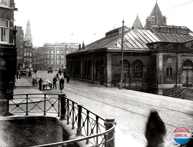 Geldersekade Amsterdam (jaartal: 1930 tot 1940) - Foto's SERC