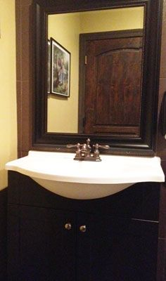 Affordable Vanities For Bathrooms best 25+ cheap bathroom vanities ideas on pinterest | cheap vanity