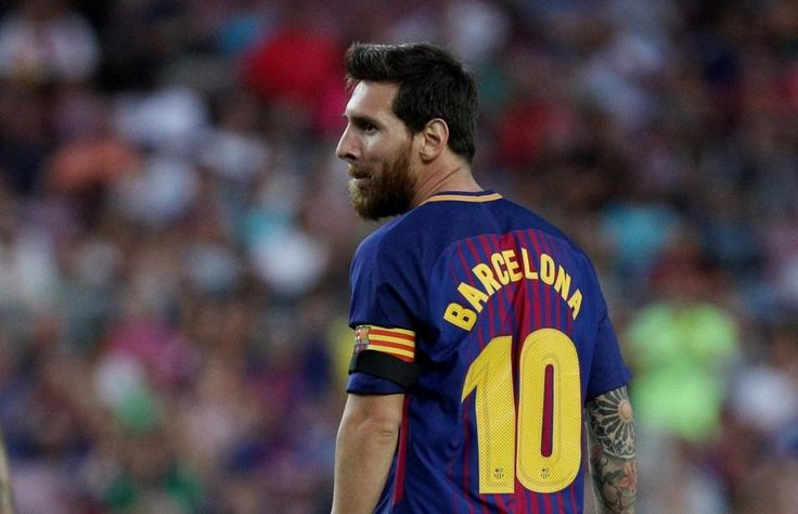 ICYMI: Barcelona Extends Messi's Contract To 2021