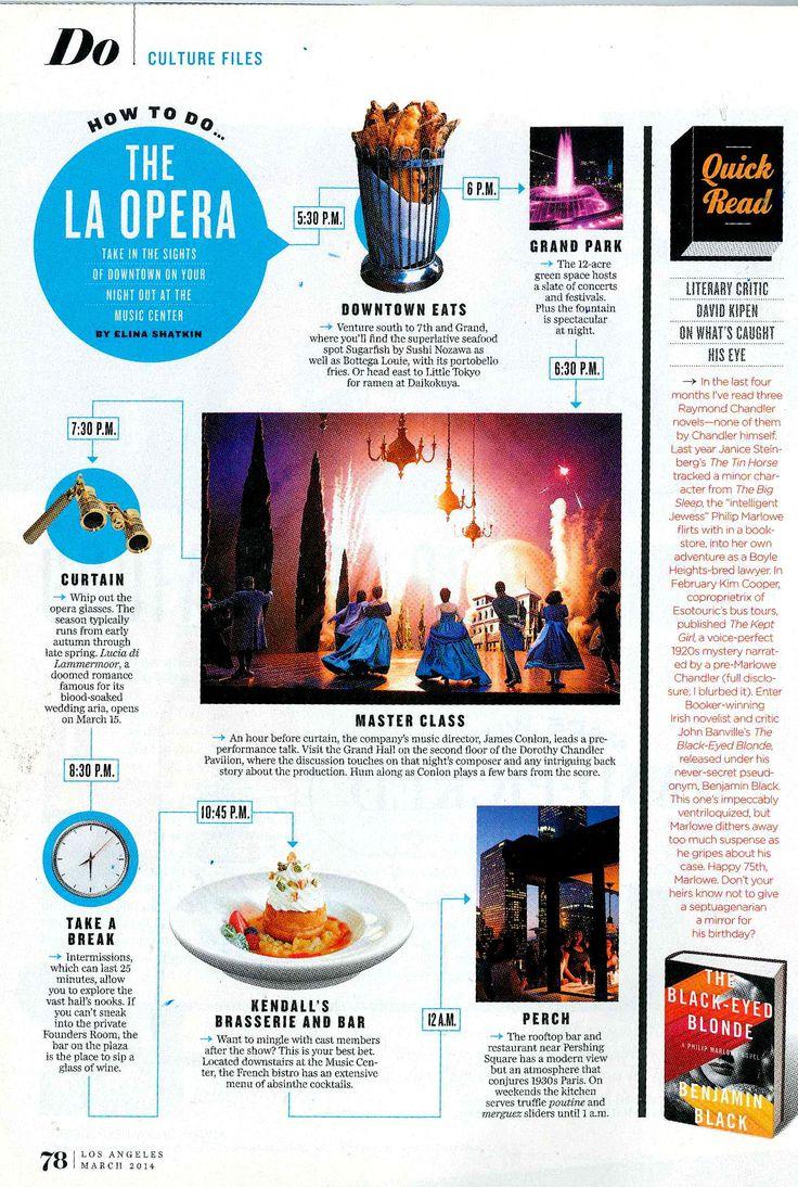 How To Do / LA Magazine #magazine # layout