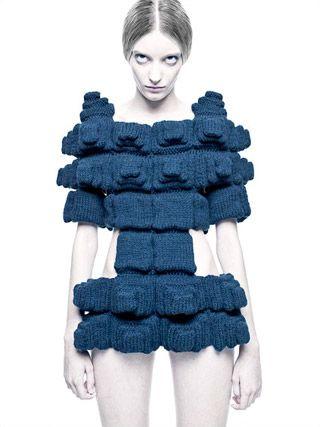 Mode sculpturale