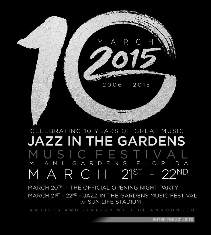 9be5a9b90843bf8f9a40a5716e165672 - Jazz In The Gardens 2015 Artists