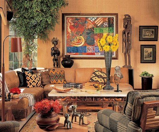 29 best Afro Chic Decor images on Pinterest African design