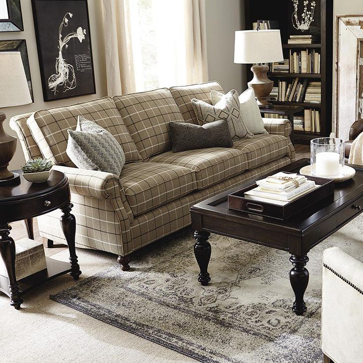 243 best for the new home images on pinterest casual for Semi classic sofa