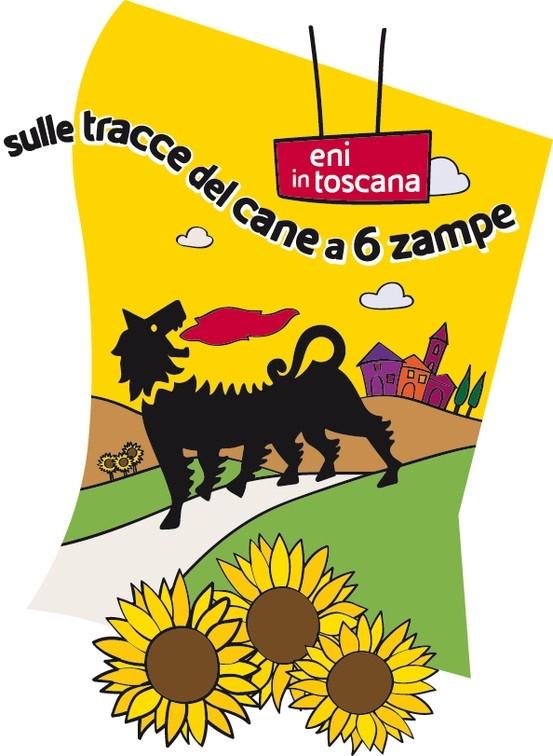 #eni tour - sulle tracce del cane a sei zampe