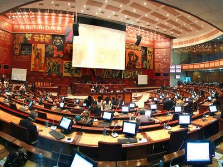 Los ojos de los ecuatorianos estarán este jueves en Quito, centro político del país, desde donde la Asamblea Nacional cumplirá  con el segundo y último debate del paquete de 16 enmiendas constitucionales y la votación de las mismas.