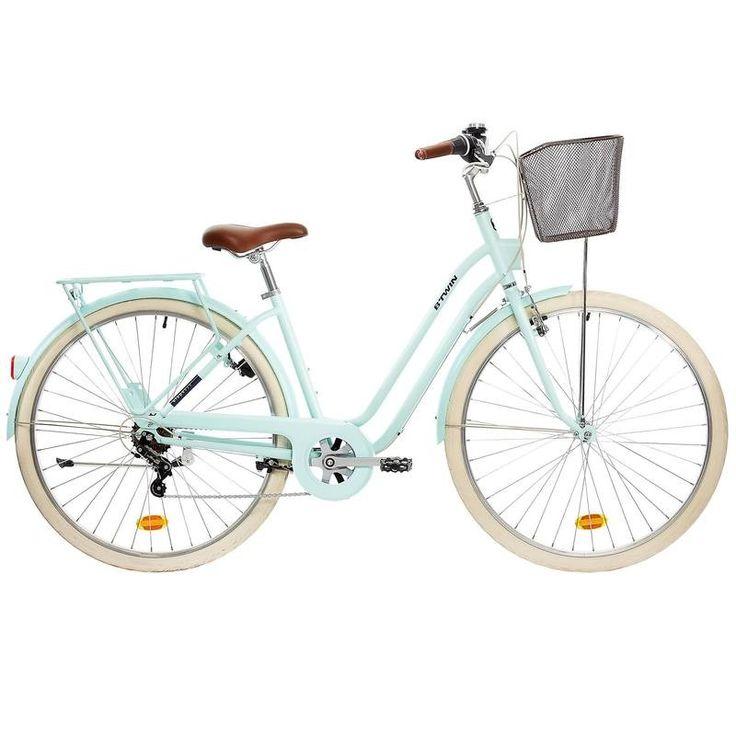 €229,99 - Deporte Ciclismo - BICI CIUD. ELOPS 520 CUADRO BJ - B'TWIN
