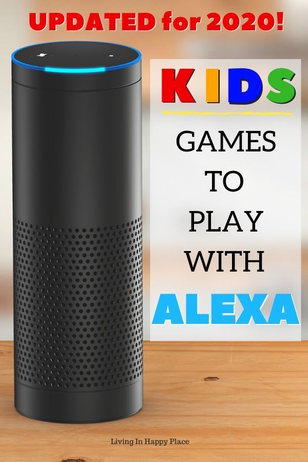Amazon Echo Alexa Games For Kids 20 Kids Games For Alexa With A