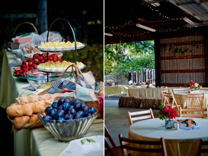 17 Best Ideas About Casual Outdoor Weddings On Pinterest