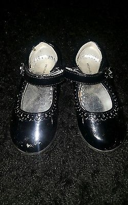 toddler girls black patent leather shoes