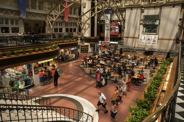 Trumps pick Bethesda's Streetsense to manage retail at planned Old Post Office hotel - The Washington Post