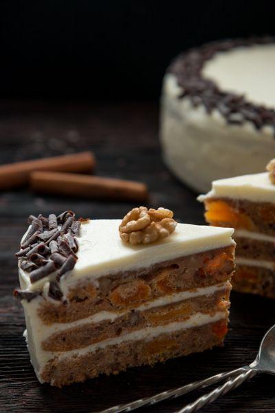 Foodmaker. Foodeater. Footwalker.: Морковный торт с сырным кремом