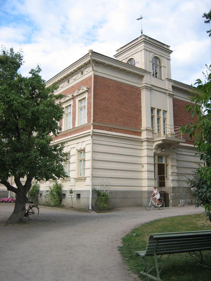 Manor house of Hatanpää, Tampere Finland
