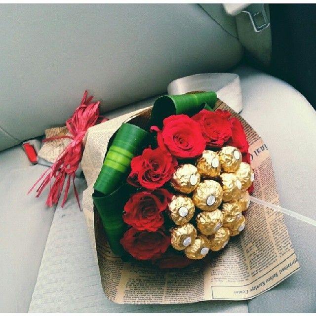 Розы ферреро (S2217)