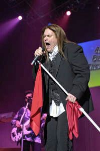 Meatloaf, saw him at the LG Arena, a brilliant concert