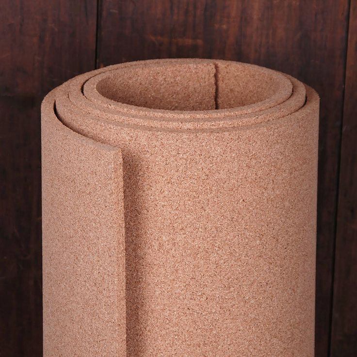 "<p> 1/2"" thick cork roll, 4' x 8' lineal feet</p>"