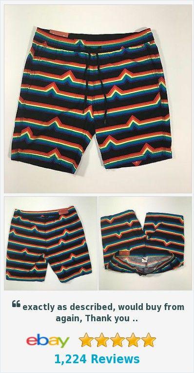 Mossimo Men's Pride Rainbow Stripe Shorts Drawstring Waist Small #6010    eBay http://www.ebay.com/itm/Mossimo-Mens-Pride-Rainbow-Stripe-Shorts-Drawstring-Waist-Small-6010-/192082558029
