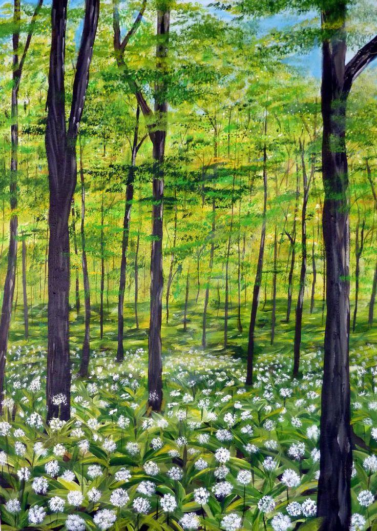 Se Maleriet Ramsløg i galleriet på MyArtSpace.dk