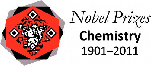 This Free QR-Nobel Prize Chemistry poster can be explored as a mobile-learning tool, using a smart phone, to introduce the Nobel Prizes in Chemistry in the classroom. The NPchem poster contains QR codes associated with the respective laureate, which direct to their page or video interview. The main fields of research follow a color scheme that is associated with the scientist (organic chemistry, green; biochemistry, blue; physical chemistry, orange; inorganic and nuclear chemistry, pink).
