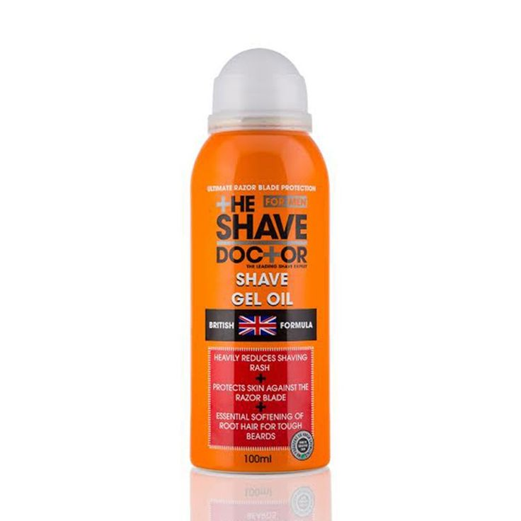 Roll-on huile de rasage Shave Doctor