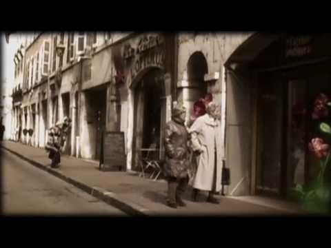 Afri-Frans se Al le die Berge nog se Blou - YouTube