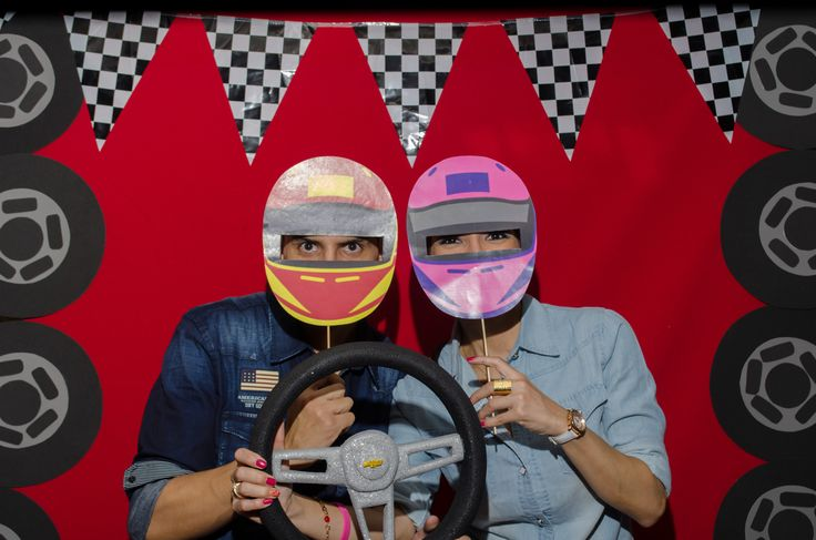 Fast and Furious Photo booth