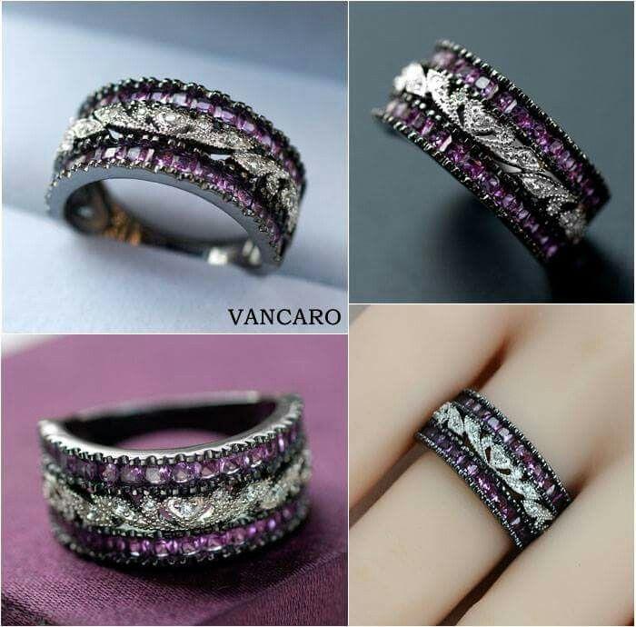 http://www.vancaro.com/black-crown-style-women-s-ring-engagement-ring-with-red-corundum.html