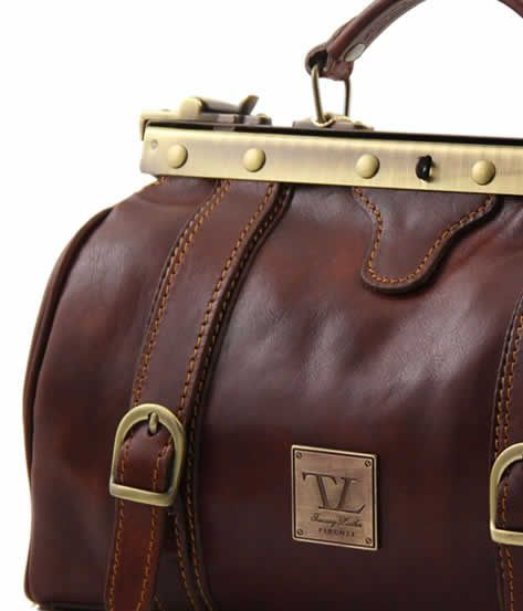 Leather doctor bags  tuscanyleather.it