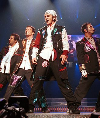 How fun! :) Workout Playlist: The Best of the Boy Bands