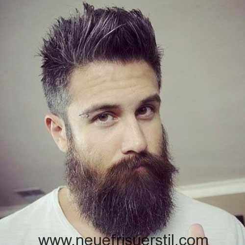 Stylish bearded guys and cool hairstyles – best hairstyles – # bearded #bes … – # hairstyle boys