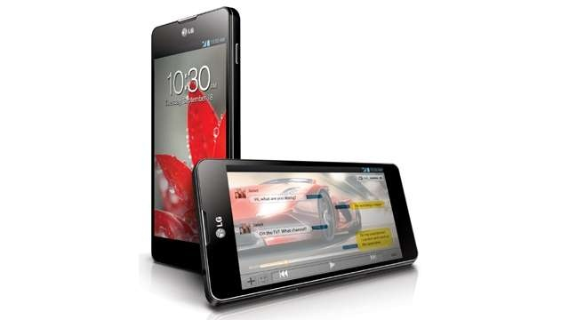 LG Optimus G Nexus Android 4.2