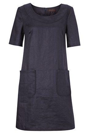 Sandbanks Linen Tunic Dress -Great Plains