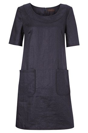 Sandbanks Linen Tunic Dress -Great Plains